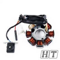 Lichtmaschine Stator GY6 4-Takt 50 ccm Version 1 für Pegasus S50 GP Sprint