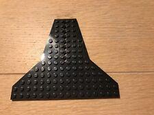 LEGO 6219 16x14 Wing Shuttle Black