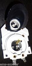 Scheinwerfer Lampenfassung Piaggio Vespa PX 125-150-200 BA20D BA15S VNX-VSX Org.