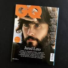 GQ Magazine Italy ITALIA Jared Leto NEW