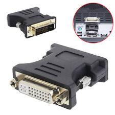 GN- High Quanlity DVI-D 24+1 MALE TO DVI-I 24+5 PIN FEMALE ADAPTER CONVERTER HON