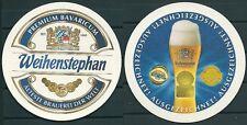 WEIHENSTEPHAN GERMAN BEER, BEERMAT/COASTER NEW-UNUSED -GV 110613