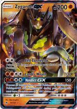 x1 Zygarde GX - 73/131 - Ultra Rare Pokemon Forbidden Light M/NM