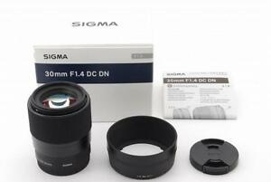 Sigma Standard Lens Comtemporary 30mm F1.4 DC DN for Micro Four Thirds