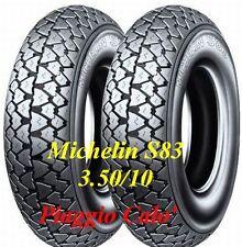 COPERTONI-PNEUMATICI MICHELIN S83 3.50/10 PIAGGIO VESPA PX 150