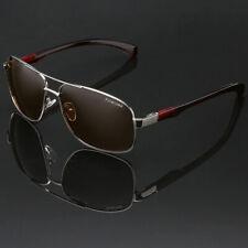 Polarized Sport Pilot Sunglasses Men Fishing Driving Golf Anti Glare Glasses