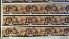 Dollhouse Miniature Wallpaper Border