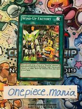 Yu-Gi-Oh! Wind-Up Factory TU08-EN016