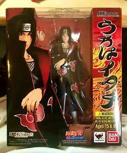 Bandai Tamashii NationsS.H. Figuarts Naruto Shippuden Itachi Uchiha