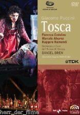 Giacomo Puccini: TOSCA (Arena di Verona, 2006) NEU+OVP