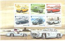 Jersey-Cars-Mercedes SPECIAL min feuille (Mini Cooper-Beetle-Jaguar-citroen etc