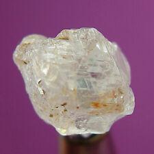 Etched Phenacite Phenakite Crystal - Nigeria - 3.95 Carats
