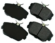 Disc Brake Pad Set-Proact Ultra Premium Ceramic Pads Front Akebono ACT598
