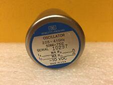 HP / Agilent 08555-6008 (5086-7102) 2.05 to 4.10 GHz, YIG Tuned Oscillator