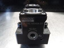 Sandvik Capto C4 Mori Seiki Clamping Unit C4-TRE-MS40A-DT (LOC994B)