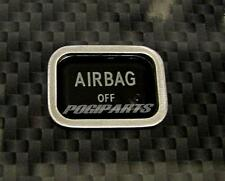 Mercedes Zierrahmen Airbagschalter  SLK32 170 R170 FL 230 320 AMG