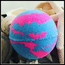 BUBBLEGUM Aromatherapy Bubble Bath Bomb 160g PURE,HANDMADE,ADDICTIVE