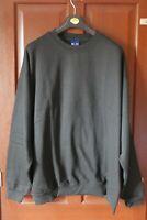 Scott Direct Crew Neck Sweatshirt, Black, 4XL, BNIB