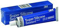 3m Company 8662 Black Super Silicone Sealant