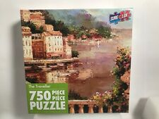 Sure-lox The Traveler 750 Piece Puzzle Prelude to Summer New Sealed in Box