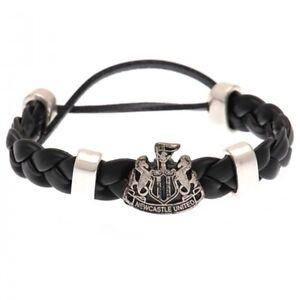 Newcastle United F.C - PU Slider Bracelet