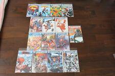 NEW SUPER-MAN, SUPERWOMAN, SUPERGIRL, TITANS DC Rebirth Mixed Lot Set Run VF NM