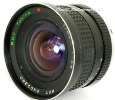 RMC Tokina 17mm 1:3.5 ULTRA-WIDE-Angle Lens for Pentax-K Film & DIGITAL SLR
