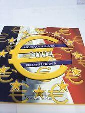 COFFRET BU FRANCE 2004 NEUF