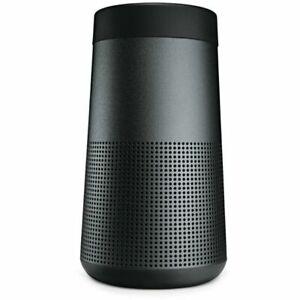Bose SoundLink Revolve Bluetooth Speaker, Triple Black #739523-1110
