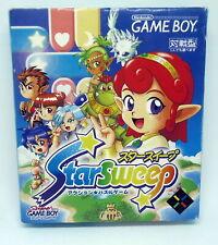 StarSweep / Star Sweep - Nintendo Game Boy - DMG-AXLJ-JPN - Japan Fassung