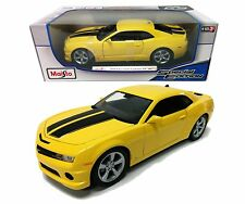 2010 Chevrolet Camaro 1/18 Diecast Model Car By Maisto Special Edition 31173YL