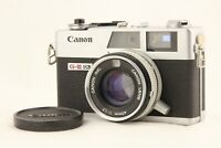 【 Meter Works! 】 CANON Canonet QL17 GIII 35mm Rangefinder Film Camera from JAPAN