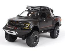 1:24 Maisto 2017 Ford F-150 Raptor Diecast Model Pickup Truck Black New