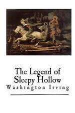 The Legend of Sleepy Hollow: Washington Irving by Irving, Washington -Paperback