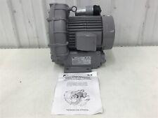 Fuji Electric Vfc508p 2t Regenerative Blower 230 Hp 154 Cfm