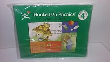 Hooked On Phonics Green Workbook Level 4