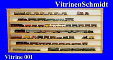 VitrinenSchmidt® 001 Setzkasten Vitrine Modelleisenbahn Spur N & Z