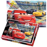 Trefl 160 Piece Kids Boys Disney Pixar Lighting McQueen Cars 3 Jigsaw Puzzle NEW