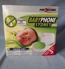 Ansmann Babyphone Sydney, strahlungsfrei, Sender mit Mangel