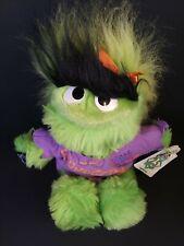 "Sesame Street Grundgetta Plush 13"" Vintage Applause With 25th Anniversary Tags"