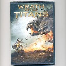 Wrath of the Titans 2012 Greek myth movie, new DVD, Sam Worthington, Liam Neeson