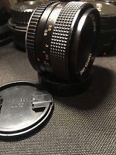 Yashica Lens ML 50mm 1:1.7 Contax / Yashica Mount