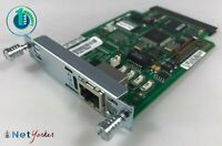 Genuine Cisco VWIC2-1MFT-T1/E1 • 1-Port Trunk Interface Card ■Same Day Shipping■