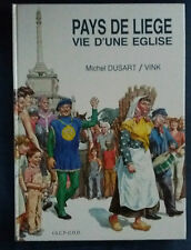 Pays de Liège vie d'une église EO Vink Dusart Moine Fou Sainte Walburge