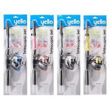 Yello Junior Telescopic Fishing Rod Set