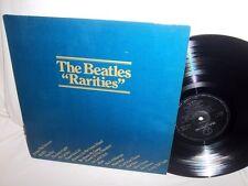 BEATLES-RARITIES-PARLOPHONE 1A 038-06867 HOLLAND NO BARCODES VG+/VG+ LP