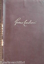 PROSE DI GIOSUE CARDUCCI MDCCCLIX MCMIII Edizione Definitiva 1954 Letteratura di