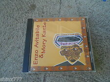 ENZO AVITABILE & MORY KANTE-CD-IMP-LIKE NEW-MINT!