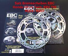 Satz Bremsscheiben Honda XRV 750 Africa Twin, RD04, RD07, MD6102, 2x Bremscheibe