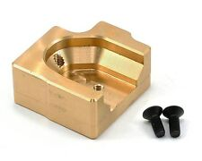 XRAY XB9 351180 BRASS WEIGHT FRONT 60G PESO ANTERIORE